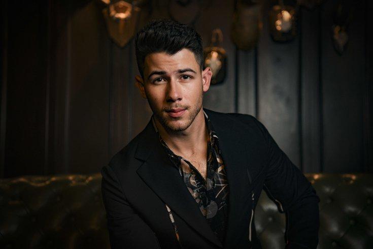 Nick Jonas Jersey Boys