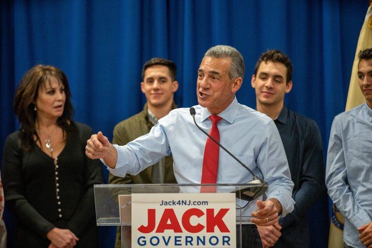 Jack Ciattarelli N.J. GOP primary