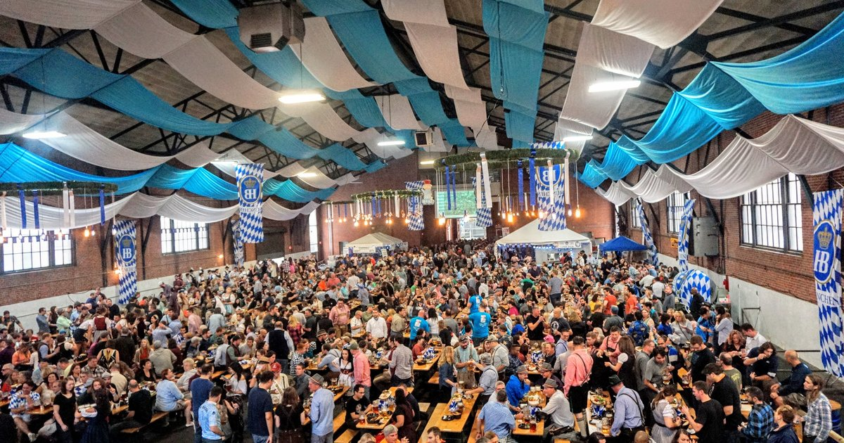 All the best Oktoberfest celebrations this fall in Philly and nearby