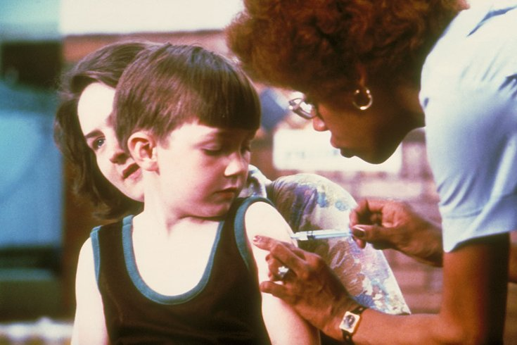 Measles Vaccine Historical Photo 06102019