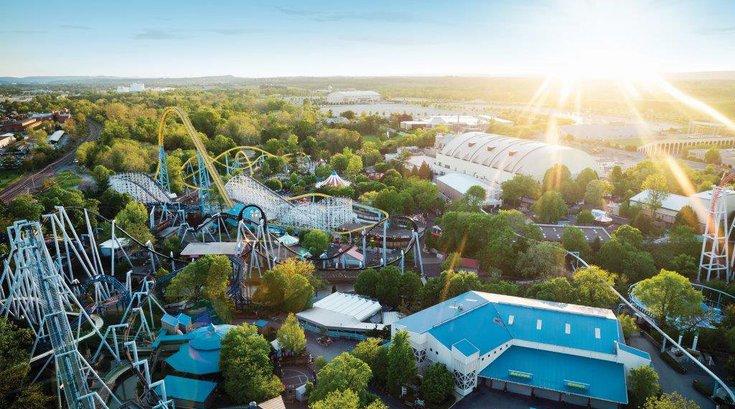 Hersheypark reopening date