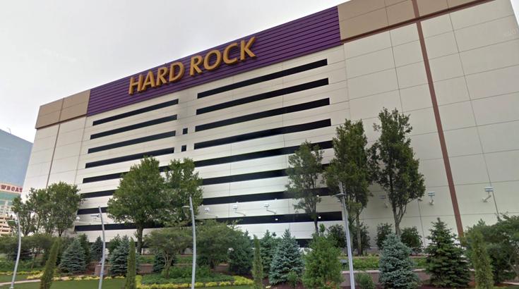 Hard Rock Stabbing