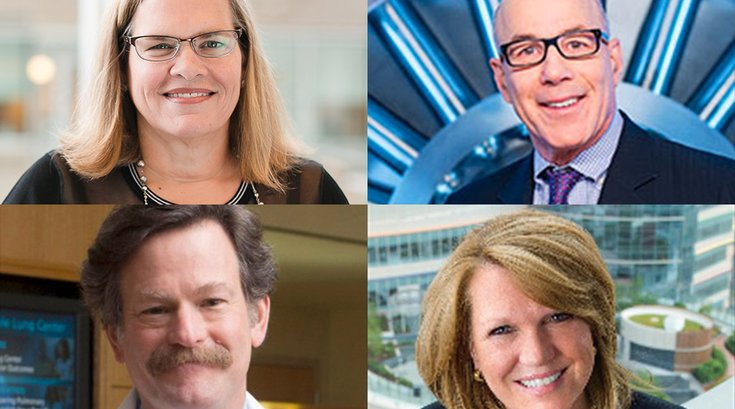 Modern Healthcare Most Influential Clinical Executives