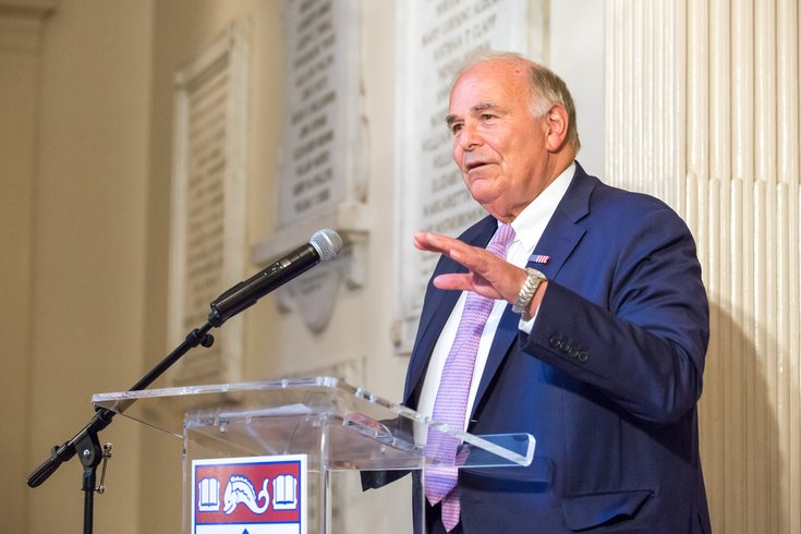 Carroll - Ed Rendell Announces he has Parkinson's
