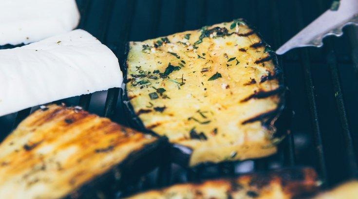 grilled squash recipe