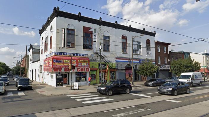 Girard Sixth Corner
