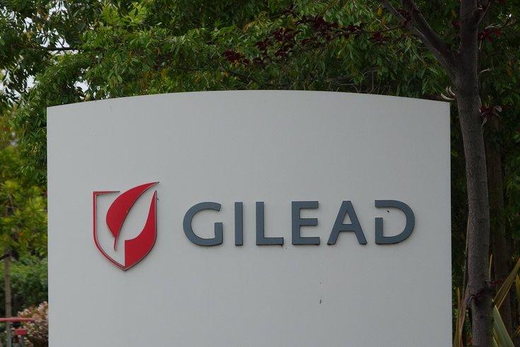 inhalable remdesivir Gilead