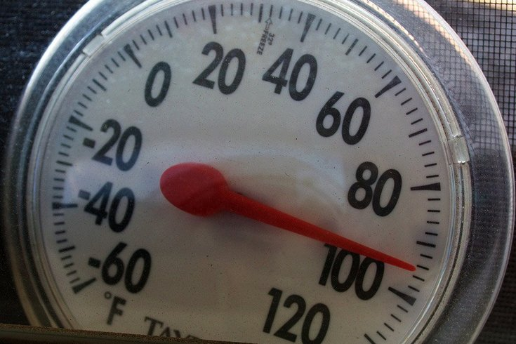 Heat Wave Hot Temperatures 06252019