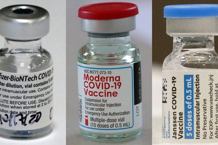 Mix COVID-19 Vaccines