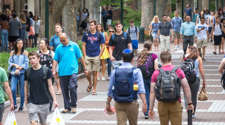 University of Pennsylvania general shot