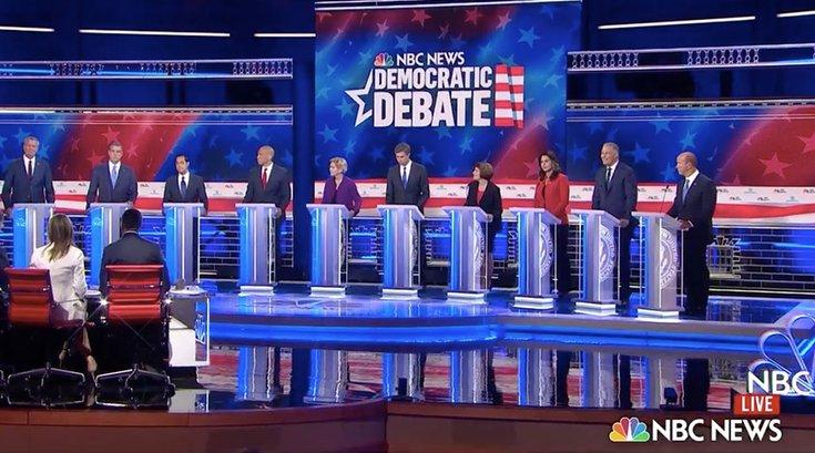 Democratic Debate Night 1 06262019