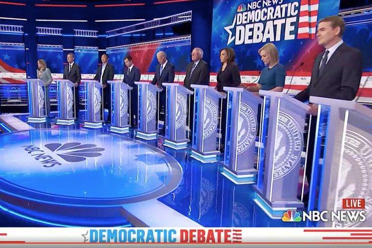 Democratic Presidential Debate 2 06272019