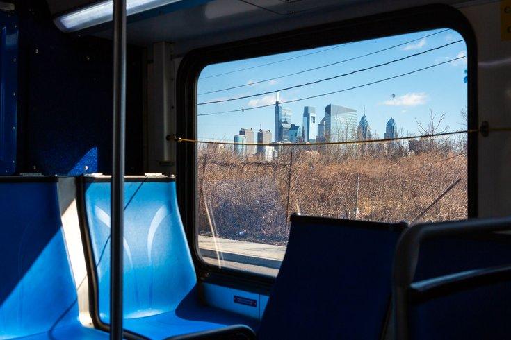 Carroll - SEPTA Route 49 - Philadelphia Skyline