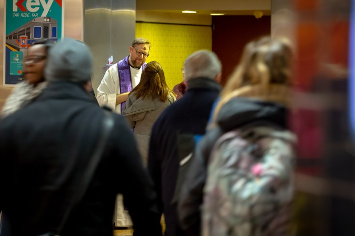 Carroll - Ash Wednesday Ashes to Go