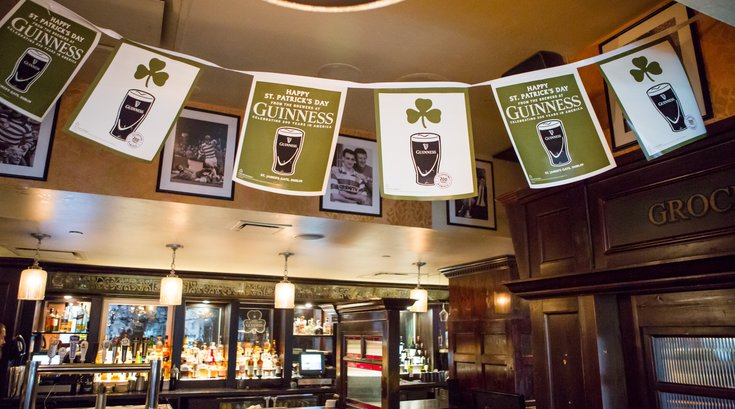 Philly St. Patrick's Day Guinness
