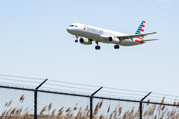American Airlines PHL