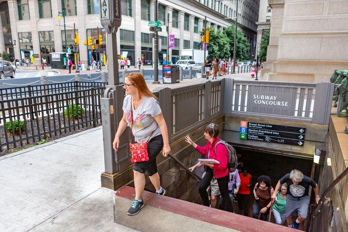 Carroll - Subterranean Philly Tour