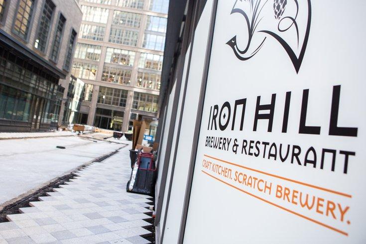 Carroll  - Iron Hill Brewery
