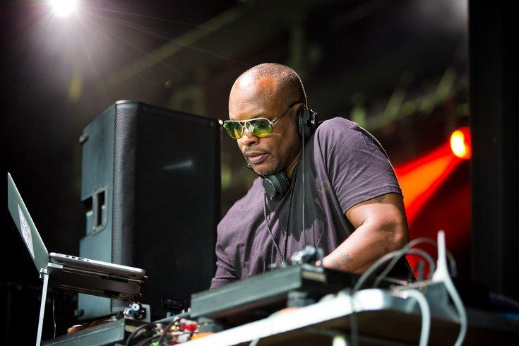 Carroll - Camden Rising DJ Jazzy Jeff