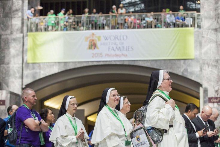 Carroll - Papal Visit Nuns