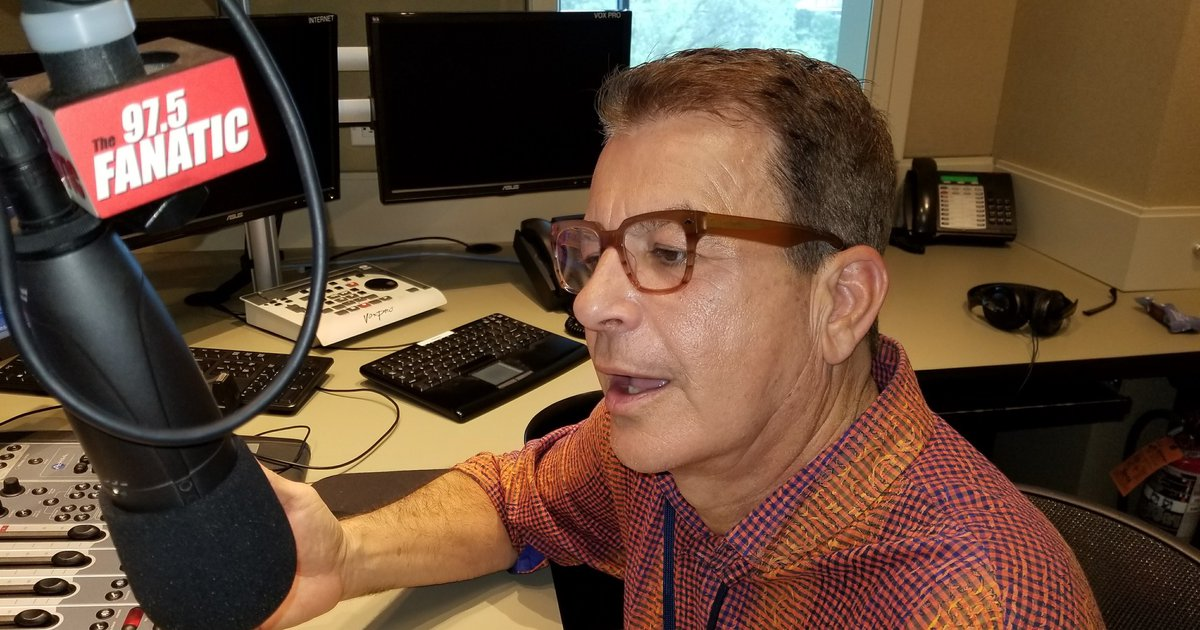 Mike Missanelli throws headset, berates producer over birdwatch lady argument