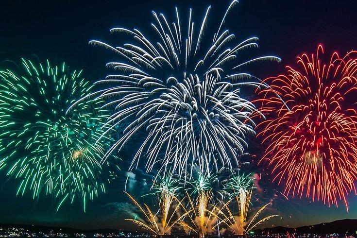 Fireworks 07012019