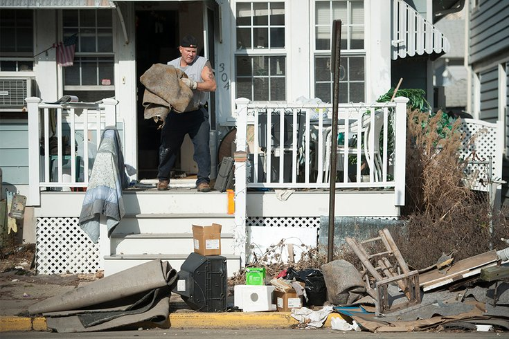 Superstorm Sandy 2012 Jersey Shore 07022019