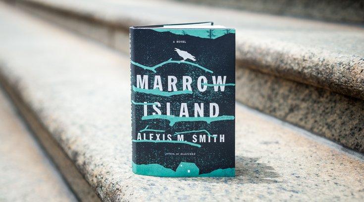 Carroll - Book Review Marrow Island