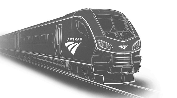 Amtrak Trains Northeast Corridor