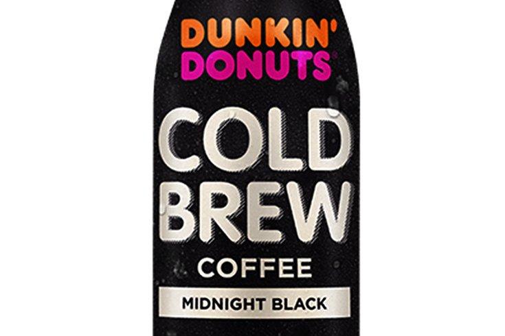 Dunkin Black Coffee 07082019