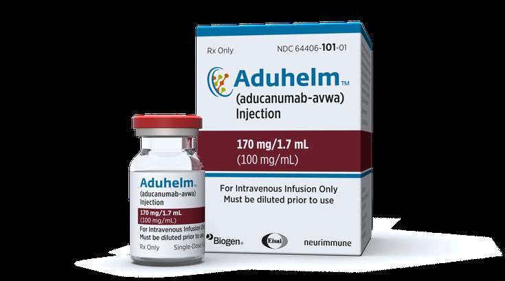 Alzheimer's drug Aduhelm