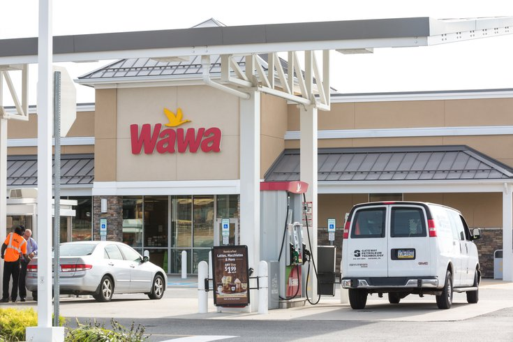 wawa exact change shortage