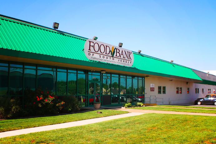 New Jersey food banks