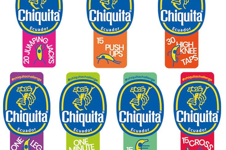 chiquita banana fitness challenge