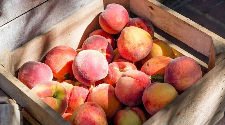peach health benefits
