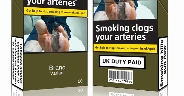 One way to reduce smoking: Mandate standardized packaging, higher taxes