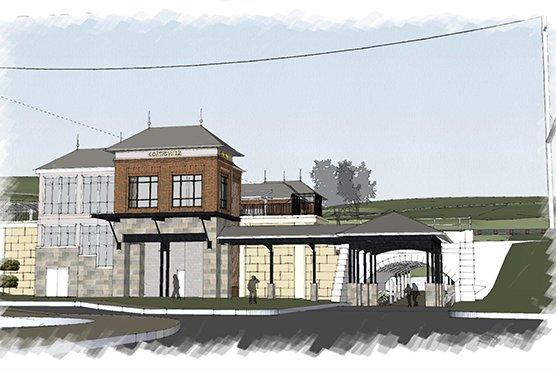 Coatesville Train Station