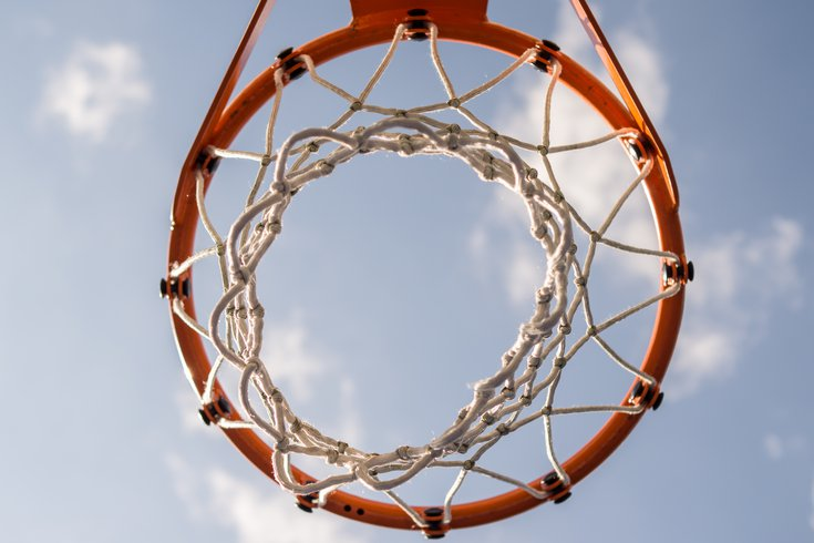 Philly basketball hoops