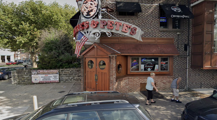 Chickie's Petes Shooting Northeast