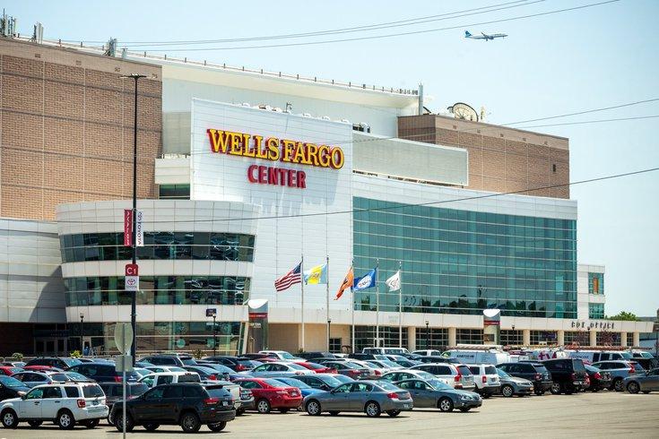 Wells Fargo Center renovations