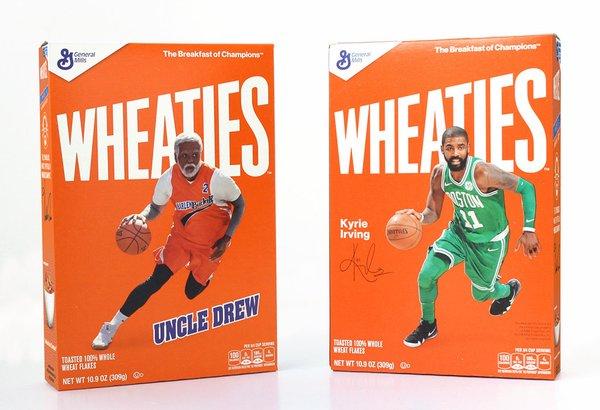 Wheaties fans missing their Breakfast