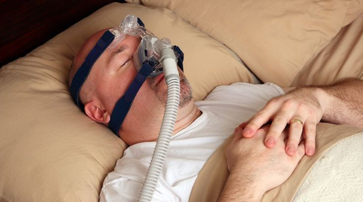 CPAP Sleep Apnea 07212019