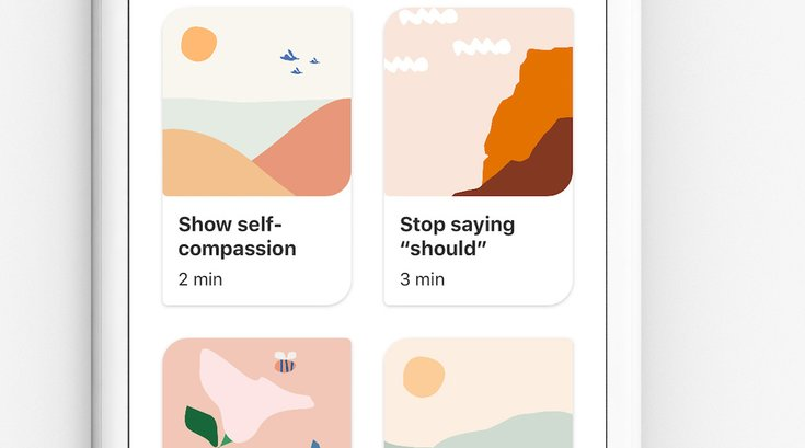pinterest interactive mental health exercises