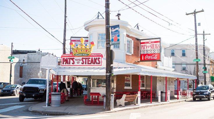 Pat's King of Steaks shooting