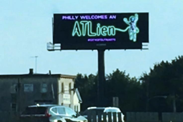 Andre 3000 billboard