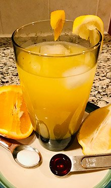 Homemade Sports Drink Jeff 07232019