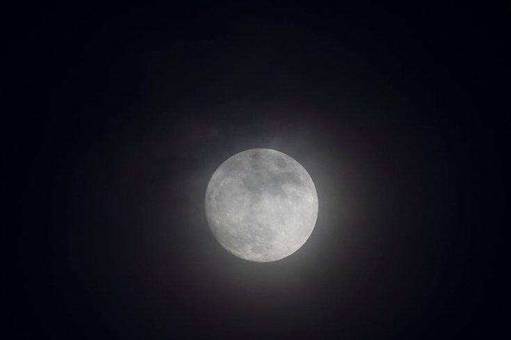 Full Buck Moon July