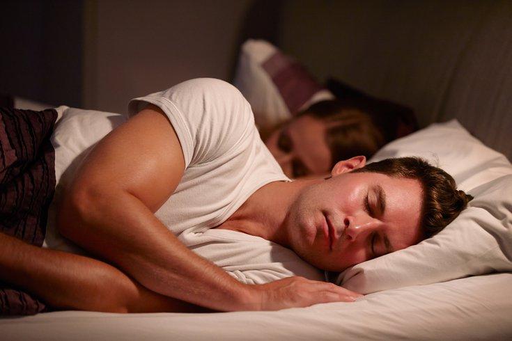 Sleep talking prevention