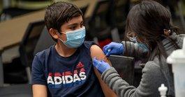 COVID-19 vaccines for children