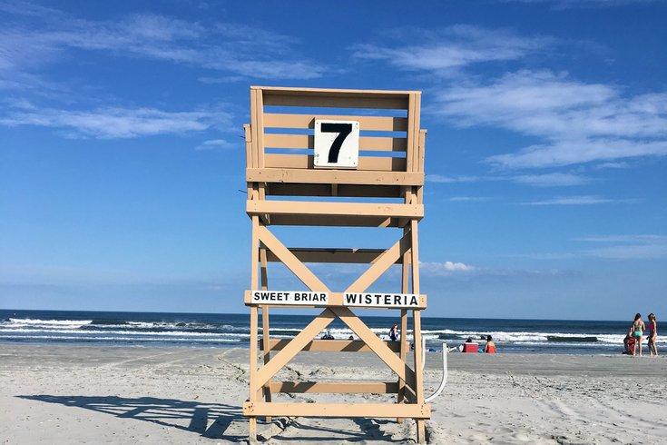 Jersey Shore lifeguards COVID-19